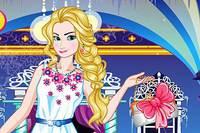 Гламурная Эльза - Elsas Glamorous Prom Dress