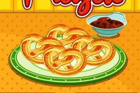 Готовим Крендельки - Cooking Frenzy Pretzels