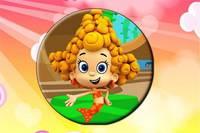 Гуппи и Пузырьки: Пазл - Bubble Guppies: Round Puzzle