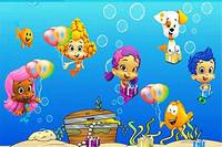Гуппи и Пузырьки Празднуют День Рождения