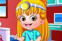 Хейзел Дантист - Baby Hazel Dentist Dressup