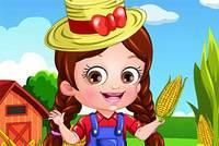 Хейзел Фермер - Baby Hazel Farmer Dressup