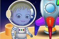 Хейзел и Ее Новый Друг - Baby Hazel Alien Friend