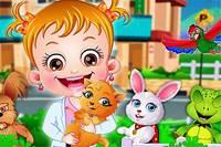 Хейзел и Питомцы 2 - Baby Hazel Pet Hospital 2