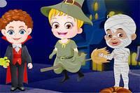 Хейзел: Ночь Хэллоуина - Baby Hazel Halloween Niht