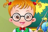 Хейзел Учитель - Baby Hazel Teacher Dressup