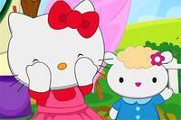 Хелло Китти: Прятки - Hello Kitty Hide and Seek