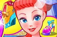 Хрустальные Башмаки - Cinderellas Glass Slipper
