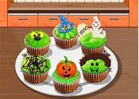 Кексы для Хэллоуина - Halloween Cupcakes
