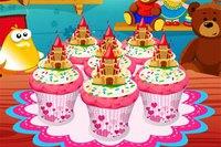 Кексы для Принцесс - Pink Princess Cupcakes