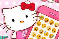 Китти Ищет Телефон - Hello Kittys Pink Iphone
