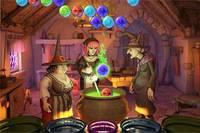Колдовские Пузыри - Bubble Witch