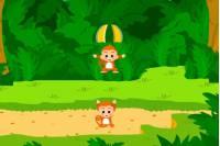 Колонна обезьян - Monkey stack