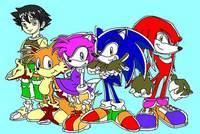 Команда Супер Соника - Super Sonic