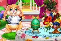 Комнатa Кроликов - Bunny Room Deco