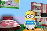 Комната Малыша Миньона - Baby Minion Room Decor