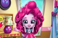 Комната Пинки Пай - Minis Pinkie Pie Room Drep