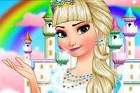 Конфетный Макияж Эльзы - Elsas Candy Makeup