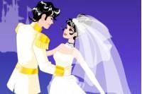 Контрастная Свадьба - Colorful Wedding Dressup