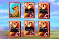 Король Лев: Картинки - The Lion King Memory Cards