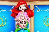 Коса Эльзы - Elsa Braided Hairstyle