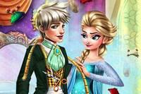 Костюм для Джека - Elsa Tailor for Jack