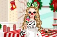 Костюм Эльзы - Elsa Christmas Costumes