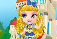 Костюм Малышки - Baby Barbie Ever After High Costumes