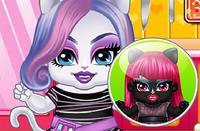 Котята-Оборотни - Monster High Warecat Babies