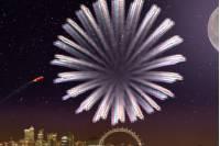 Красивые Феерверки - Firework Frenzy