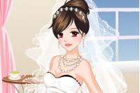 Красивый Наряд для Невесты - Blushing Bride Dress Up