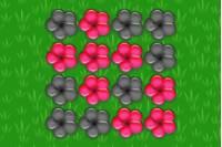 Красные цветы - Red Flowers