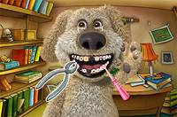 Лечить Зубы Бену - Talking Ben At The Dentist