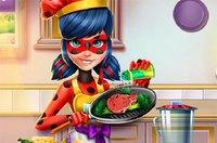 Леди Баг Готовит - Miraculous Ladybug Real Cooking