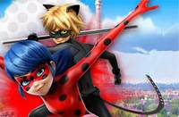 Леди Баг и Кот - Miraculous Tales of Ladybug and Cat Noir