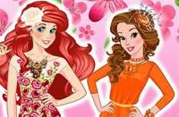 Летний Бал Дисней - Disney Princess Summer Ball