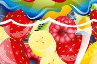 Летний Салат - Summer Fruit Salad
