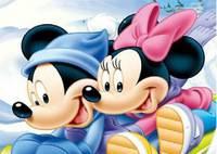 Любовь Микки - Mickey Love