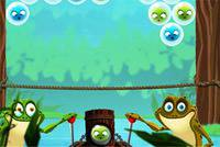 Лягушки и Пузыри - Bubble Frog