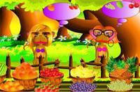 Магазин Мартышки - Monkey Fruit Shop