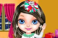 Магия для Малышки - Baby Barbie Christmas Magic