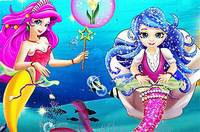 Магия Русалок - Mermaid Mom Magic World