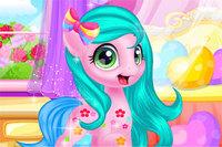 Макияж для Пони 3 - Baby Pony Grooming Makeover