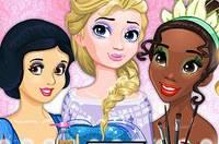 Макияж для Принцесс - Barbies Royal Makeup Studio