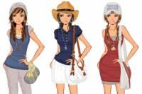 Макияж для Шоппинга - Shopping Makeover