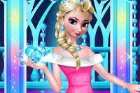 Макияж для Эльзы - Elsa Frozen Real Makeover