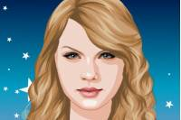 Макияж и одежда для Тейлор Свифт - Taylor Swift makeup