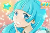 Макияж Манга Девушки - Make Up Manga Girl