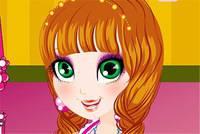 Макияж Полли Покет - Polly Pocket Facial Makeover