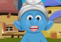 Малыш Лечит Зубы - Baby Smurf Perfect Teeth